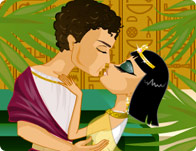 A Kiss for Cleopatra tile