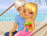 Kiss in a Hammock