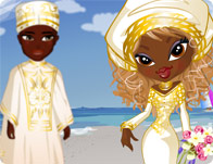 Click Here to Play African Wedding!