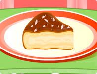 Almond Creme Caramel