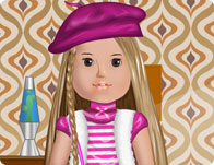 American Girl Dress Up - Girl Games