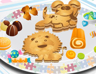 Animals Cookies Decoration