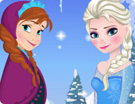 Anna's Frozen Adventure: Part 1