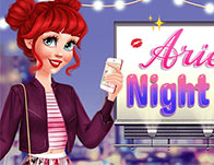 Ariel's Night Out