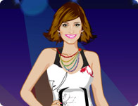 Ashley Simpson Dressup