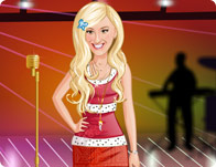 Ashley Tisdale Dressup tile