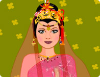Asian Wedding Dressup - Girl Games