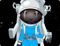 Astronaut Girl