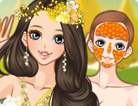 Autumn Bride Makeover