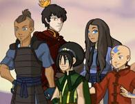Avatar Aang Scene Maker