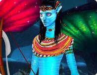 Avatar Neytiri Dressup