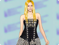 Avril Lavigne Casual Doll