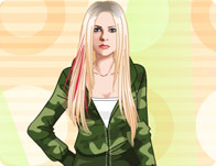 Avril Lavigne Doll