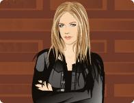 Avril Lavigne Make Up Game - Play online at Y8.com