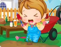 Baby Alice Garden
