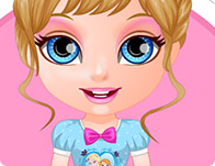 Baby Barbie Hobbies Frozen T-shirt