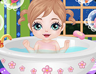 Baby care spa salon