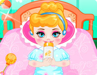 Baby Cinderella Morning Care