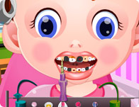 Baby Emma At Dentist