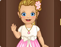 Baby Emma Bridesmaid