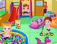 Baby Hazel Playdate Game