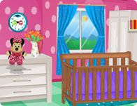 Baby Room Decoration Girl Games