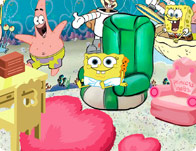 Baby Spongebob Room Decor