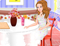 Barbie Coffee Time