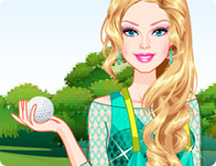 Barbie Golf Fashionista