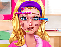 Barbie Hero Face Problem