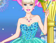 Barbie Homecoming Princess Dress Up