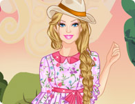 Barbie in the Countryside