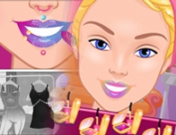 Barbie Lip Art Blog