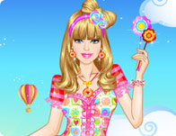 Barbie Lollipop Princess