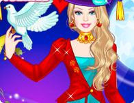 Barbie Magician Princess Dress Up