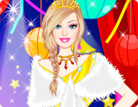 Barbie Opera Princess Dress Up