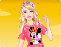 Barbie Picnic Princess Dress Up