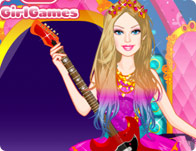 Barbie And Popstar Dress Up, Make-up Games - Play …