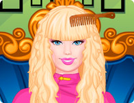 Barbie Prom Haircuts