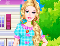 Barbie Sorority Girl Dress Up