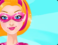 Barbie Superhero Makeover