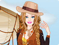 Barbie Treasure Hunter Princess