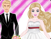 Barbie Wedding Doll House Girl Games