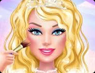 Barbie Wedding Make-up