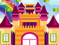 Barbie's Castle Decoration