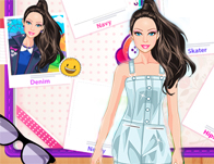 Barbie's Different Styles