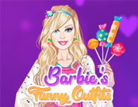Barbie's Funny Outfits