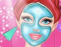 Barbie Sevgililer Günü Makyajı - Barbies Valentines Day Makeover oyna