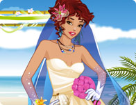 Beach Wedding Style Dress Up