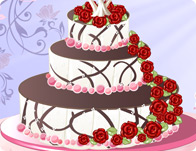 Click Here to Play Beautiful Wedding Cake!
